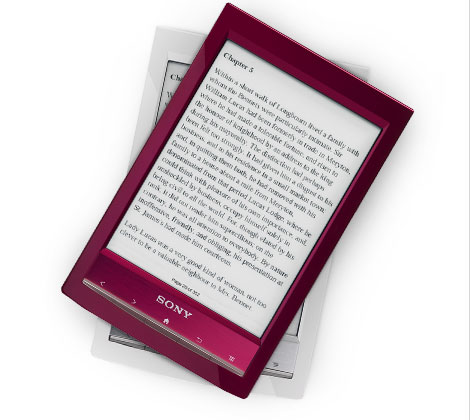 Recensione eReader Sony PRS-T1